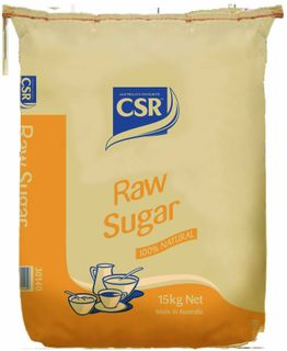 """Raw Sugar """"CSR"""" 15kg"""