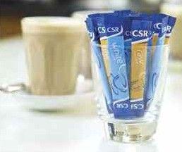 """Raw Sugar Sticks """"CSR"""" 2500 x 3gm"""