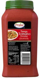 """Tangy Tomato Dressing """"PRAISE"""" 2.2Lt"""