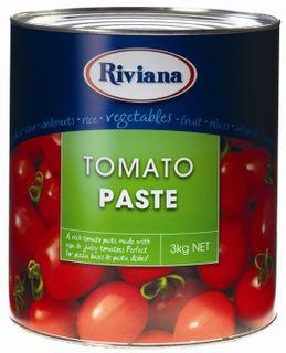 """Tomato Paste """"Riviana"""" 3kg Tin"""