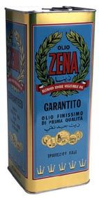 Zena Veg. Oil 4Lt (Tin)