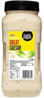 "Caesar Salad Dressing ""ZOOSH"" 2.4Lt"