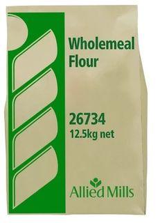 "Flour Wholemeal 12.5kg ""Allied"""