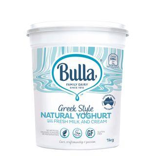 Yoghurt Greek Style 1kg