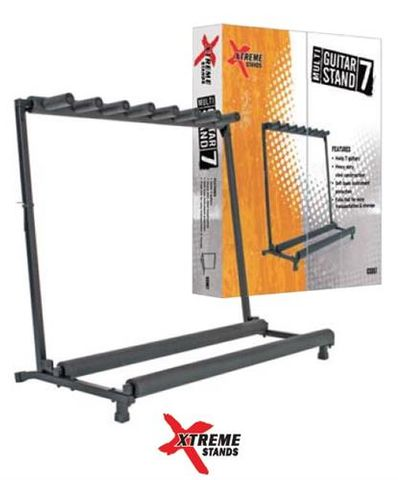 Xtreme Multi 7 Guitar Rack Stand