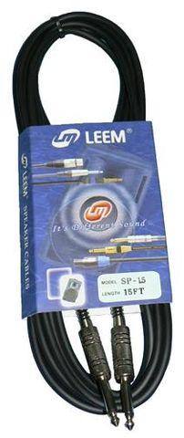 Leem ASP15 15ft Speaker Lead