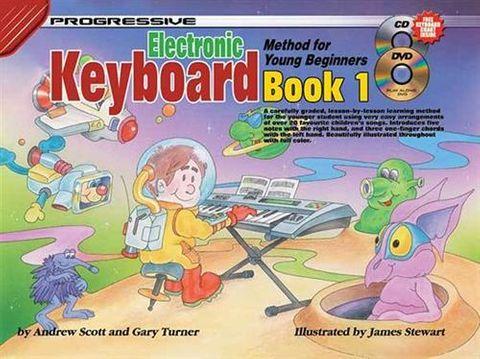 18341 Young Beginner Keyboard Book 1
