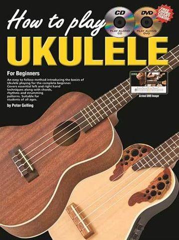 15053 How to Play Ukulele