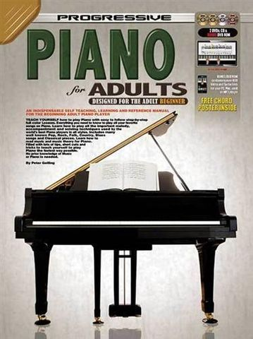 11809 Prog Piano for Adults