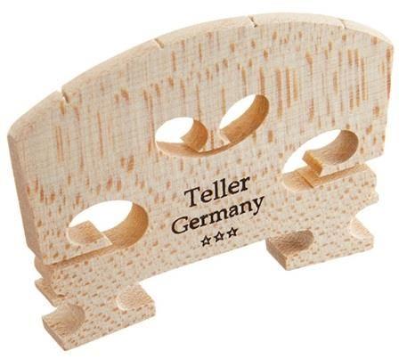 Teller 1/2 Violin Bridge