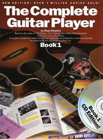 Complete Guitar Player Bk 1 Bk & CD