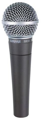 Shure SM58LC Microphone