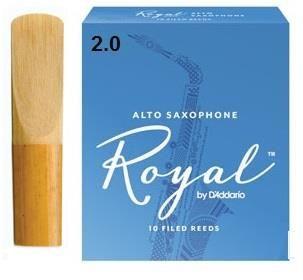 Rico Royal 2 Alto Sax Reed