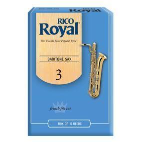 Rico Royal 2.5 Baritone Saxophone Reed