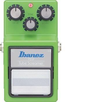 Ibanez TS9 Tubescreamer  Pedal