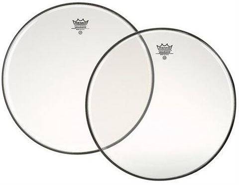 Remo BA-0312-00 AMB Clear 12 inch skin