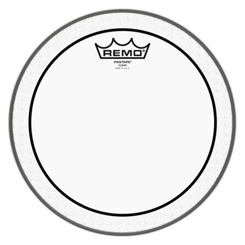 Remo PS-0310-00 Pinstripe 10in Clear
