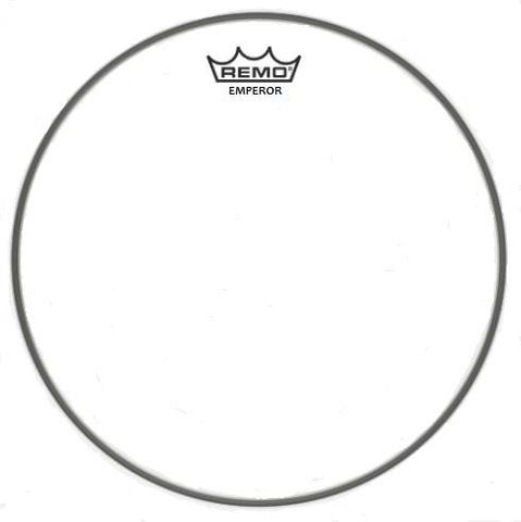 Remo BE-0313-00 EMP Clear 13 inch Skin