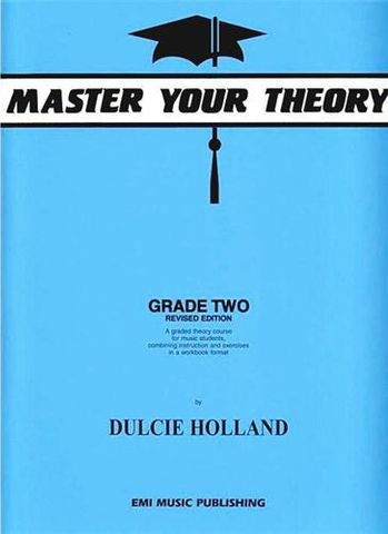 Master Your Theory Grade 2 - Holland
