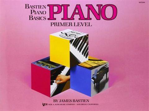 Bastien PRIMER Piano Basics Piano