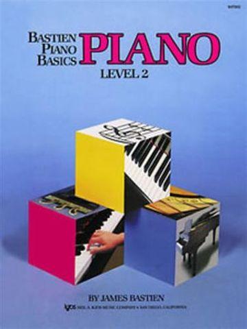 Bastien LEVEL 2 Piano Basics Piano