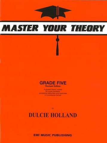 Master Your Theory Grade 5 - Holland