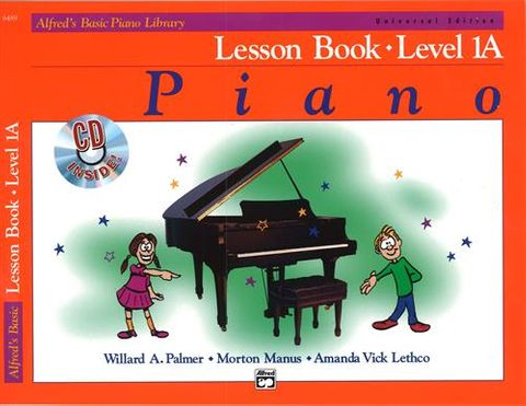 ABPL Lesson Level 1A