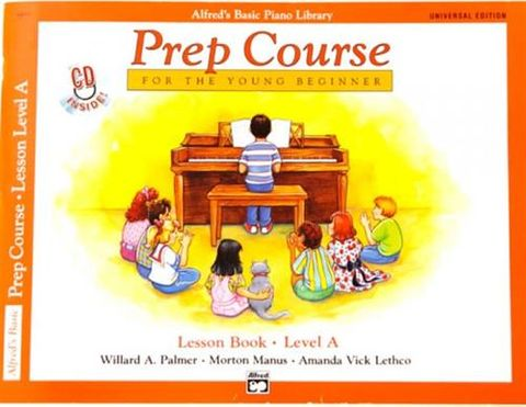 ABPL Prep Course Lesson Level A Bk CD