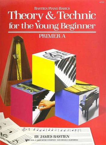 Theory & Technic Yng Beginner Primer A