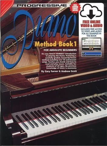 72626 Prog 1 Piano Method