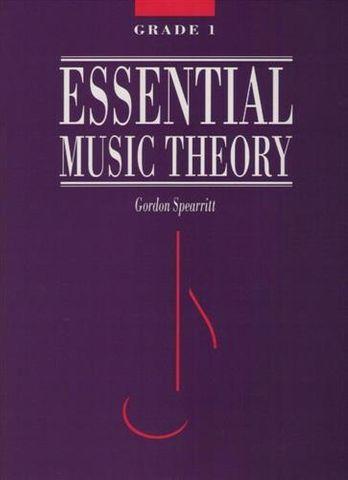 Essential Music Theory Grade 1 Sprt