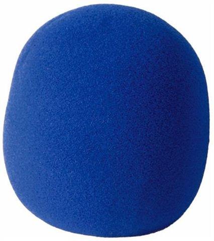 Onstage Foam Windscreen Blue