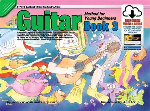 CP18324 YB Guitar 3 Online Media