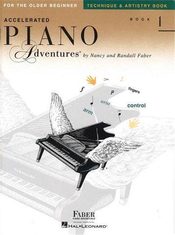 Bk 1 Techniq Accelerated Piano Adventure