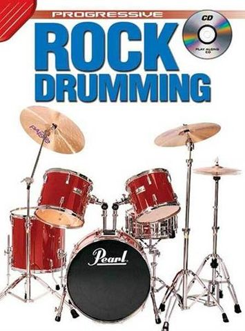 18335 Progressive Rock Drumming