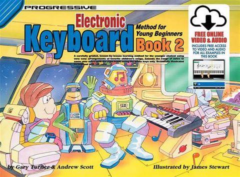 18342 YB Keyboard Book 2