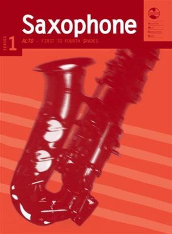 AMEB Gr 1 to 4 Alto Saxophone