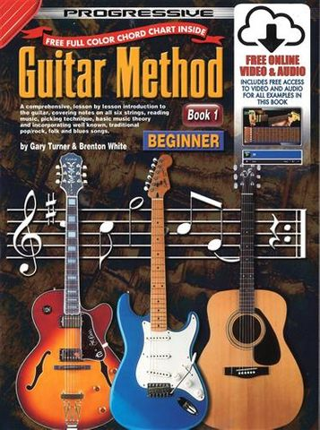 54048 Prog 1 Guitar Method