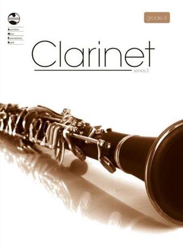 AMEB - Grade 4 Series 3 Clarinet AMEB