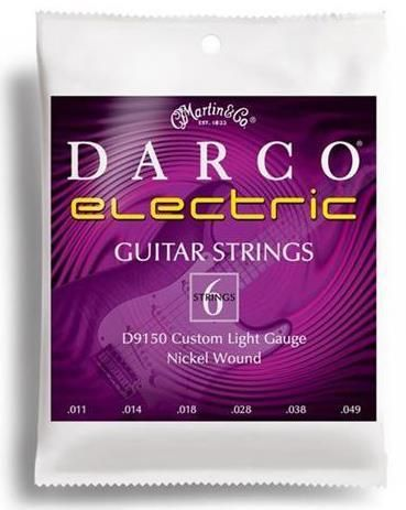 Darco 11-48 ELECTRIC Guitar Strings