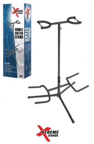 AMS GS22 Double Guitar Stand