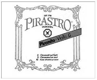 Pirastro 4/4 G Piranito Violin String