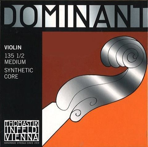 Dominant DT135H 1/2 Violin String Set