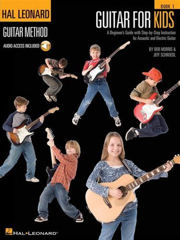 HL Guitar for Kids Bk/Cd