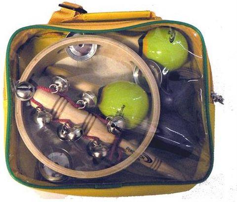 Percussion Plus 4pce Percussion Set