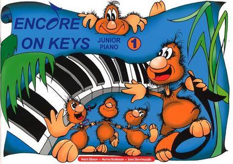 Junior Level 1 Student  Kit  Encore Keys