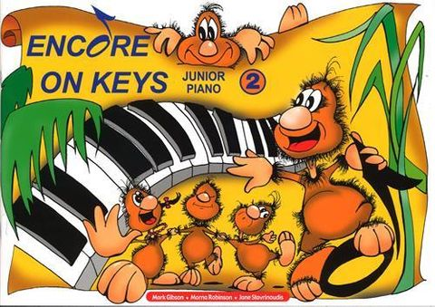 Junior Level 2 Student Kit  Encore Keys