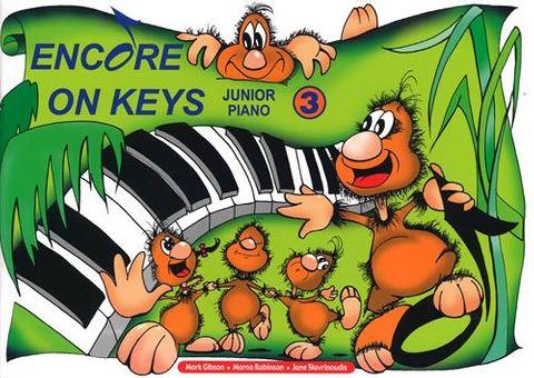 Junior Level 3 Student Kit Encore Keys