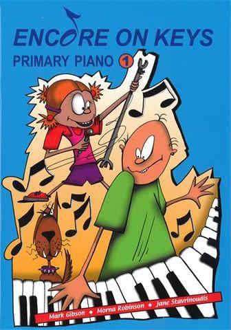 Encore Keys Primary Level 1 Student Kit