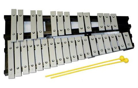 Percussion Plus 30 Note Glockenspiel